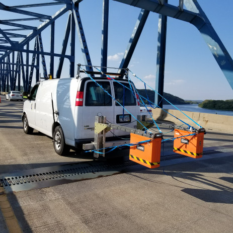 Bridge Deck Evaluations Using GPR