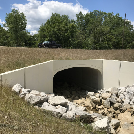 Klondike Road Culvert Replacement