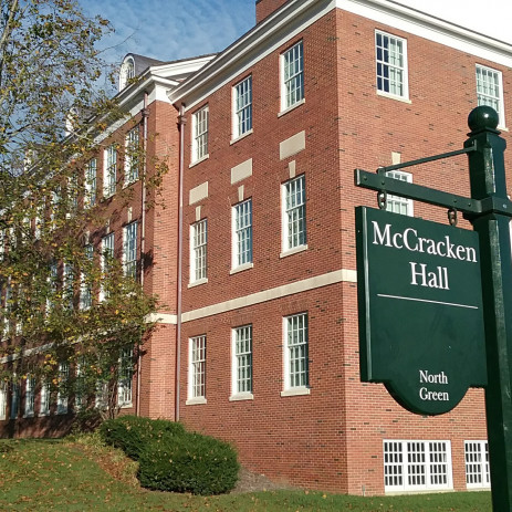 McCracken Hall Renovation