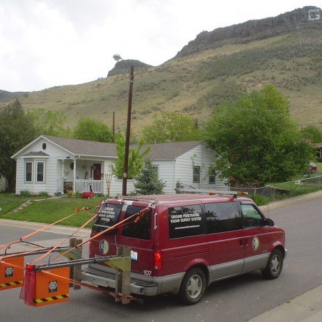 Pavement Management System for the City of Golden, Colorado