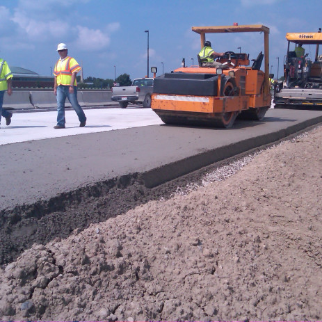 Ohio Turnpike Commission - Mainline Pavement Evaluation