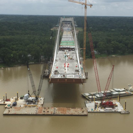 The East End Crossing: Louisville-Southern Indiana Ohio Bridges Project